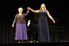 Angelika Nebel und Sophie Wenzel