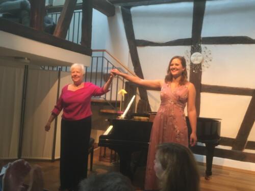 Angelika Nebel & Sophie Wenzel